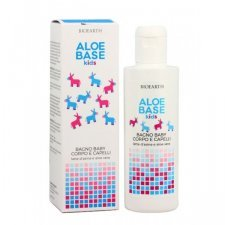 Baby Wash Hair and Body with Aloe
