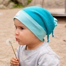 Baby bonnet Lana in organic cotton