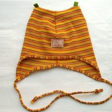Baby bonnet Ida in organic cotton