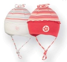 Baby bonnet Knotchen in organic cotton