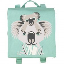 Backpack Mibo Koala in organic cotton