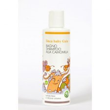 Cosm-Etica Baby bagno shampoo alla camomilla Bio-Vegan