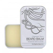 Balsamo Barba naturale con Sandalo Elemi Lavanda in scatola alluminio