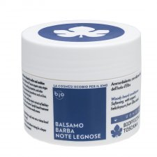 Balsamo barba note legnose Biofficina Toscana