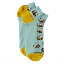 Bamboo ankle socks Bees