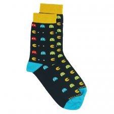 Bamboo MidCalf Socks PACMAN
