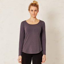 Bamboo basic long sleeve tee