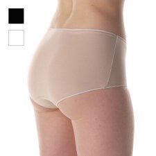 Basic high briefs in Modal and Cotton