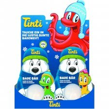 Bath bear Tinti
