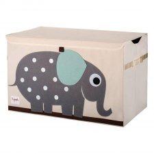 Baule Portagiochi Elefante