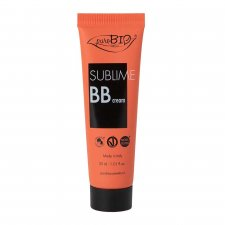 BB Cream Organic and Vegan