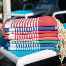 Beach Towel  Degra in fair trade cotton