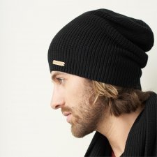 Beanie unisex Firenze in organic cotton