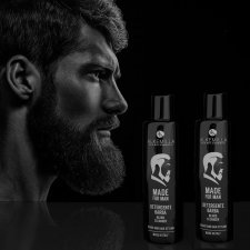 BEARD CLEANSER MADE FOR MAN - ALKEMILLA