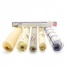 beeskin Roll food film in organic cotton and beeswax