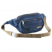 Belt bag Geneve Vegan in organic cotton