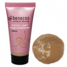 Benecos natural vegan fluid foundation Mocca