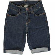 Jeans corti per bambini in cotone biologico