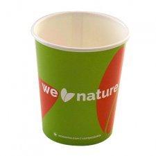 Bicchieri compostabili Ecozema