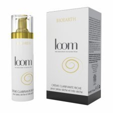 Bioearth Loom Crème Clarifiante Riche for dry skin