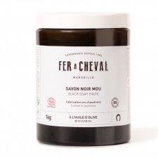 Black soap paste Fer à Cheval