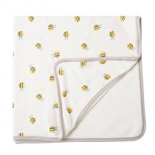 Blanket Frugi Buzzy Bee in organic cotton