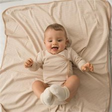 Blanket in organic cotton