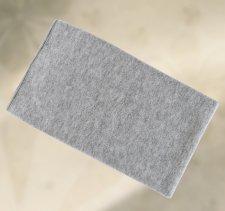 Blanket in organic wool fleece
