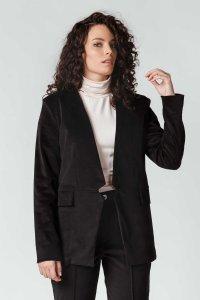 Blazer ALAI giacca da donna in velluto di Cotone Biologico