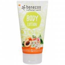 Body lotion Apricot and Elderflower Benecos