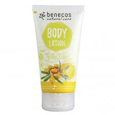 Body lotion Buckthorn and Orange Benecos