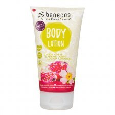 Body lotion Pomegranate and Rose Benecos