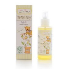 Body oil with organic oils - Baby Anthyllis