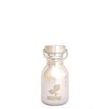 Borraccia Greenyway Shiny in acciaio inox 350 ml