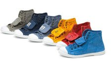 Bota Sport summer shoes in organic cotton canvas