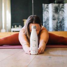 Bottiglia Termica Yoga by Soledad 500 ml in acciaio inox
