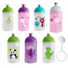 Eco bottle Freewater 0.5l with cap