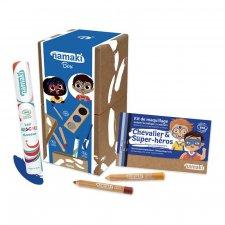 Box Intergalattico Makeup Bio per Truccabimbi
