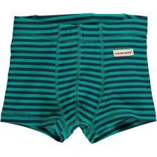 Boxer striped boy in organic cotton