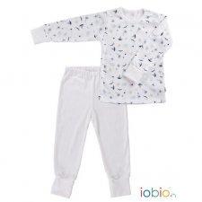 Pyjama Popolini Sea in organic cotton