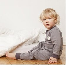 Boy pyjamas in organic cotton