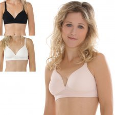 Bra in bio-fair cotton