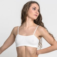Bra TOP-BRASSERIE Basic in bamboo and castor oil