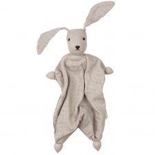 Bunny Tino in organic cotton muslin