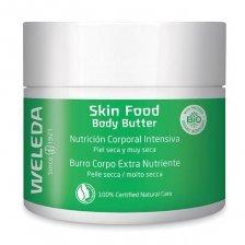 Burro corpo extra nutriente Skin food Weleda
