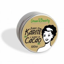 Burro di Karité Bio con Burro di Cacao Bio