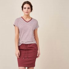 CAJA Skirt in Linen and Organic Cotton