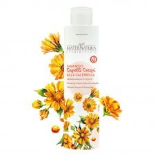 Calendula Shampoo for Frizzy Hair
