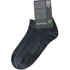 Calze Sneakers in Canapa e cotone biologico
