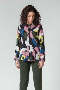 Camicia ASUNE PANSY da donna in EcoVero™